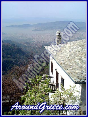 Hotels Pelion Greece